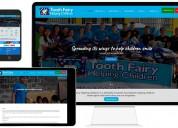 Affordable web design service