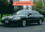 Smart limo private dc tours