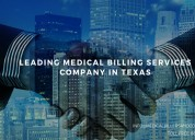 Leading medical billing services company in texas