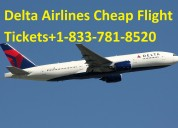 Delta airlines cheap flight tickets