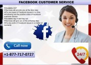 Facebook support phone number +1-877-717-0727