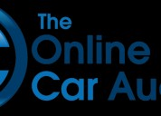 The online car auction