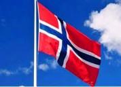 Norwegian classes online