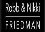 Robb & nikki friedman real estate agent calabasas