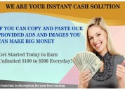 Make $100 to $300 part-time with new secret