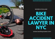 Bike accident lawyer in nyc