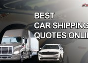 Car transport services in usa