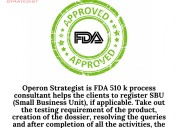 Fda 510 k medical device approval process