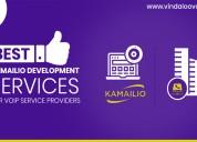 Vspl offers open source kamailio development solut