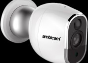 Avoid any security hassles with ambicam pro2