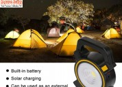 Camping lantern usb rechargeable by rescue beam