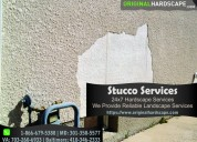 Stucco service serving maryland