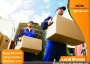 Local movers annapolis