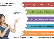 Looking to hire a digital marketing agency?