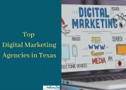 Top digital marketing agencies in texas