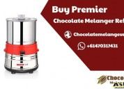 Buy chocolate melanger online – usa