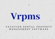Vacation rental property management software