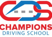 Adult driver education course