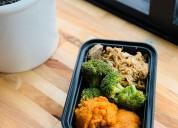 Best vegan prepared meal delivery service in jacks