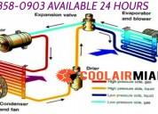 Troubleshoot heat pump by heat pump repair miami