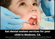 Dental sealants | space maintainers dental
