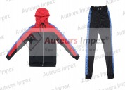 Custom fashion tracksuits unisex tracksuits