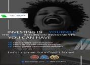 Let's improve your credit score