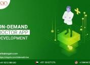 On-demand doctor app development in usa | sisgain