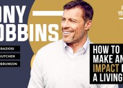 Tony robbins live online training - one day only