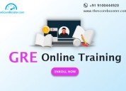 Gre score booster - online test prep for gre