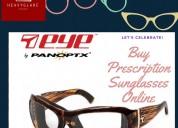 Buy prescription sunglasses online