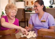 Live in caregivers and home healthcare in tucson a