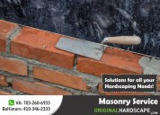 Masonry service dc