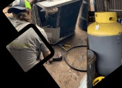 Hvac recycle offers the best freon removal service
