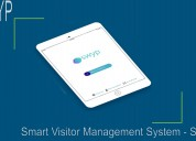 Visitors management system