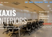 Xaxis interiors & infra pvt ltd