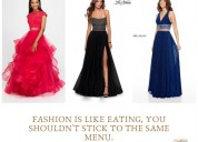Shop prom dresses, evening gowns - tickled pink bo