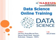 Data science online training naresh i technologies