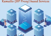 Kamailio (sip proxy) based services by vindaloo vo
