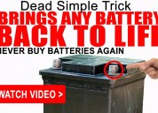 Do not buy new battery until you watch this first!