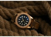 The best automatic bronze dive watch