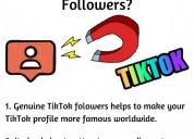 Buy real active tiktok followers