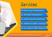 Axton group - a leading web development company