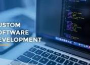 Custom software development company - software dev