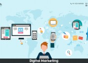 Professional digital marketing services company