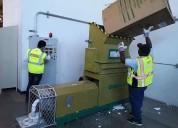 Efficient foam densifier of greenmax mc200 machine