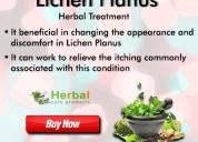 Herbal treatment for oral lichen planus