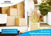 Packing and moving services annapolis
