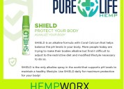 Boost your immune system with shield spray!