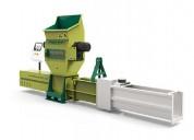 Greenmax z-c200 foam recycling machine
